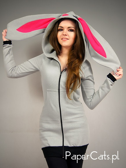 Bluza Long Bunny