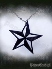 Nautical star-czarna